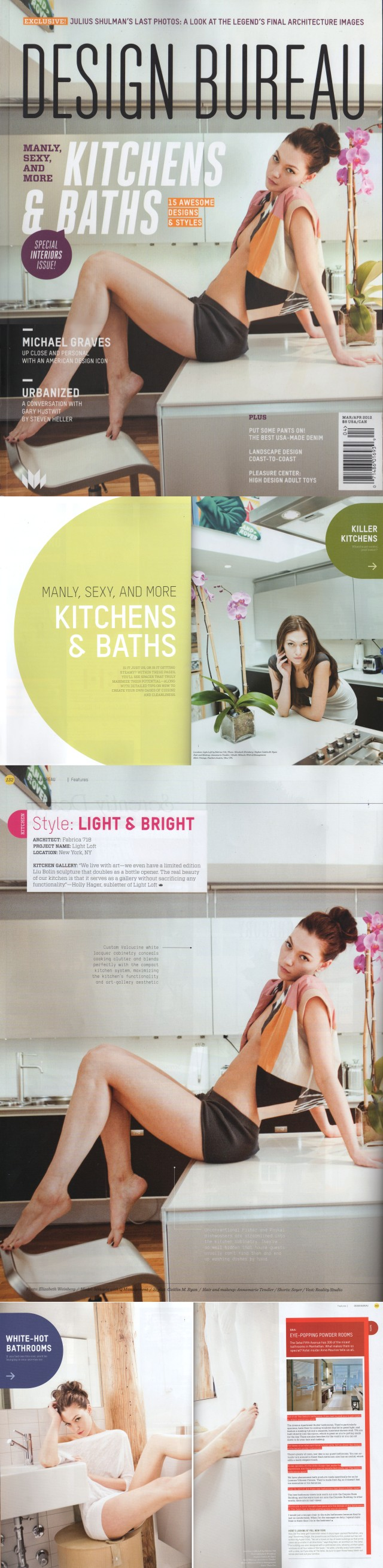 design bureau kitchens